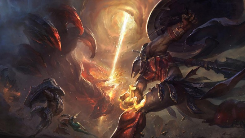 League of Legends 2015 Dereceli Sezonu Başlıyor!