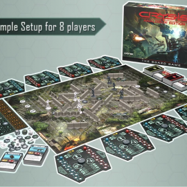 Crysis Board Game Kickstarter Başladı!