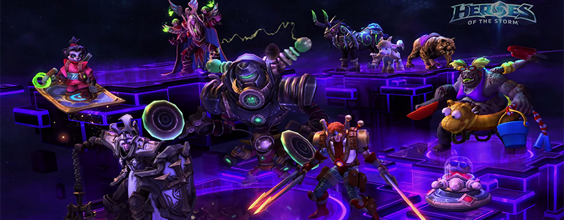 Kael'thas ve Johanna Heroes of the Storm'a Geliyor