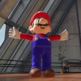 Unreal Engine 4 İle Mario Mu?!