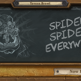 "Tavern Brawl 3. Hafta ""Spiders"""