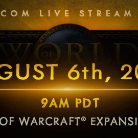 World of Warcraft İçin 6. Ek Paket Geliyor!
