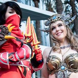 BlizzCon 2015 Cosplay Galerisi