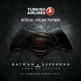 Gotham'a Turkish Airlines ile Uçun!