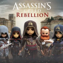 Yeni Bir Mobil Oyun Assassin's Creed: Rebellion