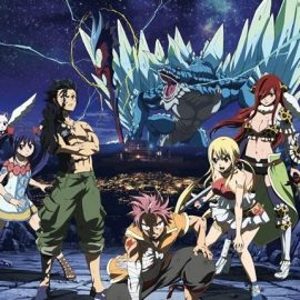 Fairy Tail Son Sezon Geliyor! Fairy Tail Animesi 3. Sezon