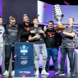 ESL One New York Şampiyonu FaZe!