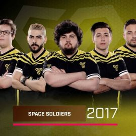 Space Soldiers'ın ELEAGUE Minor Grubu Belli Oldu