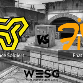 Space Soldiers Fnatic'i Mağlup Etti!