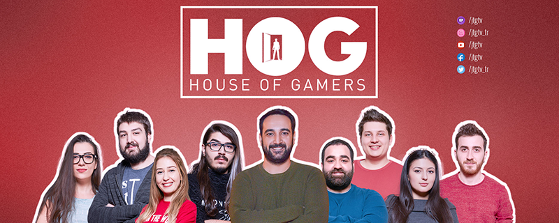 Nedir Bu House Of Gamers?