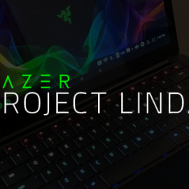 Razer'in Yeni Telefon/Laptop Konsepti: Project Linda