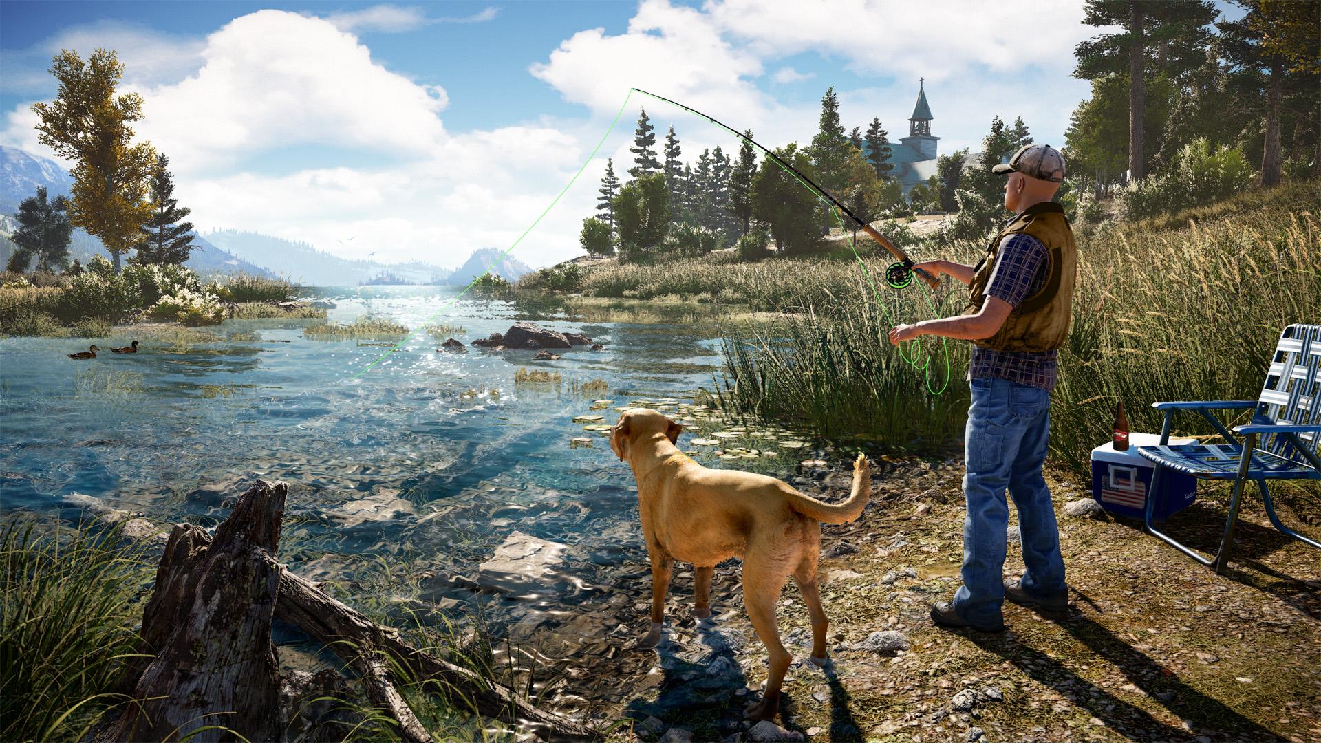 Far Cry 5'in Sistem Gereksinimleri Açıklandı!