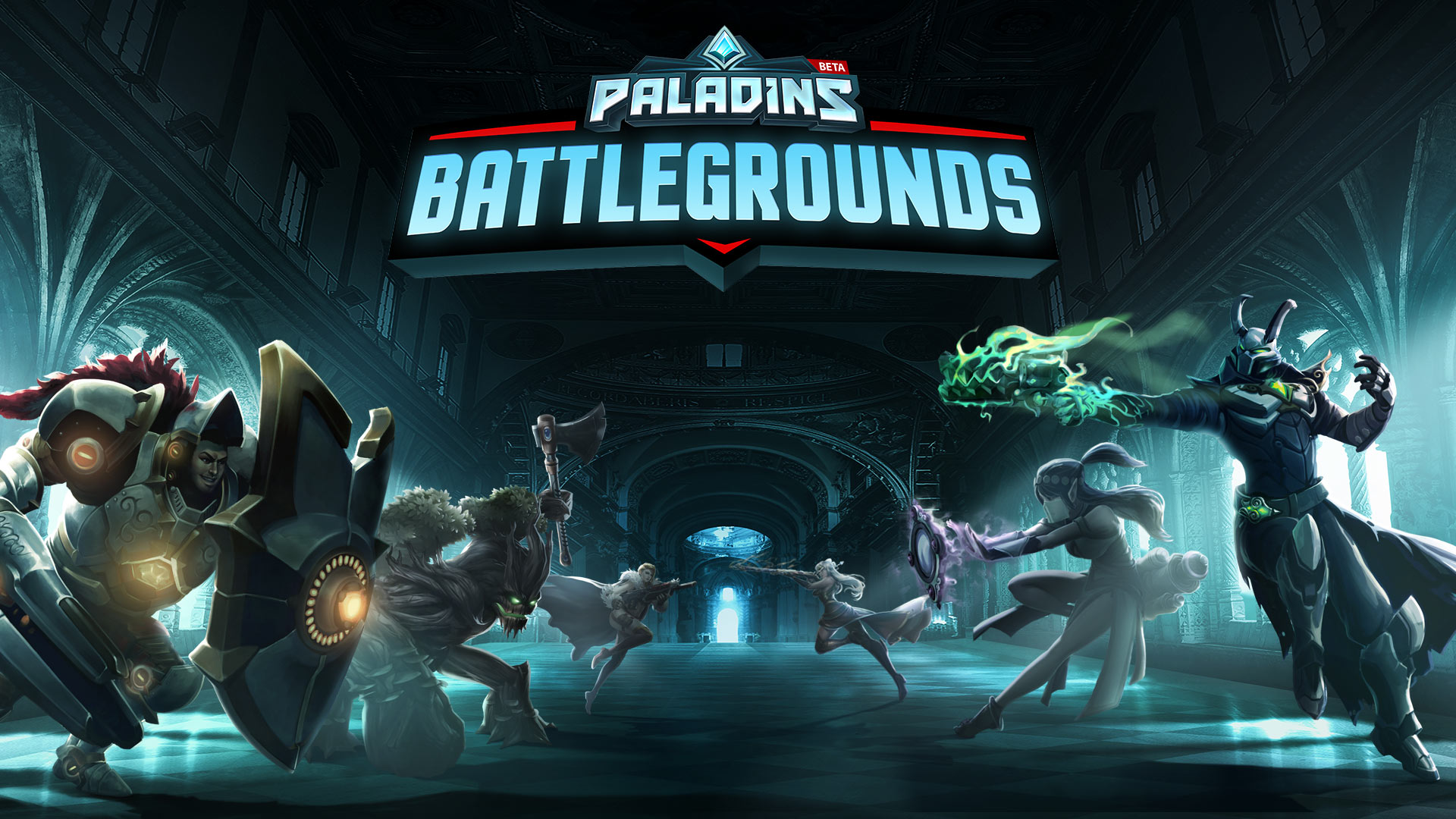 Paladins: Battlegrounds İle Battle Royale Değişiyor!