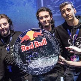 Red Bull'un Son Şampiyonu Team Entelechy!