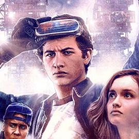 Ready Player One Filmine İlk Bakış!