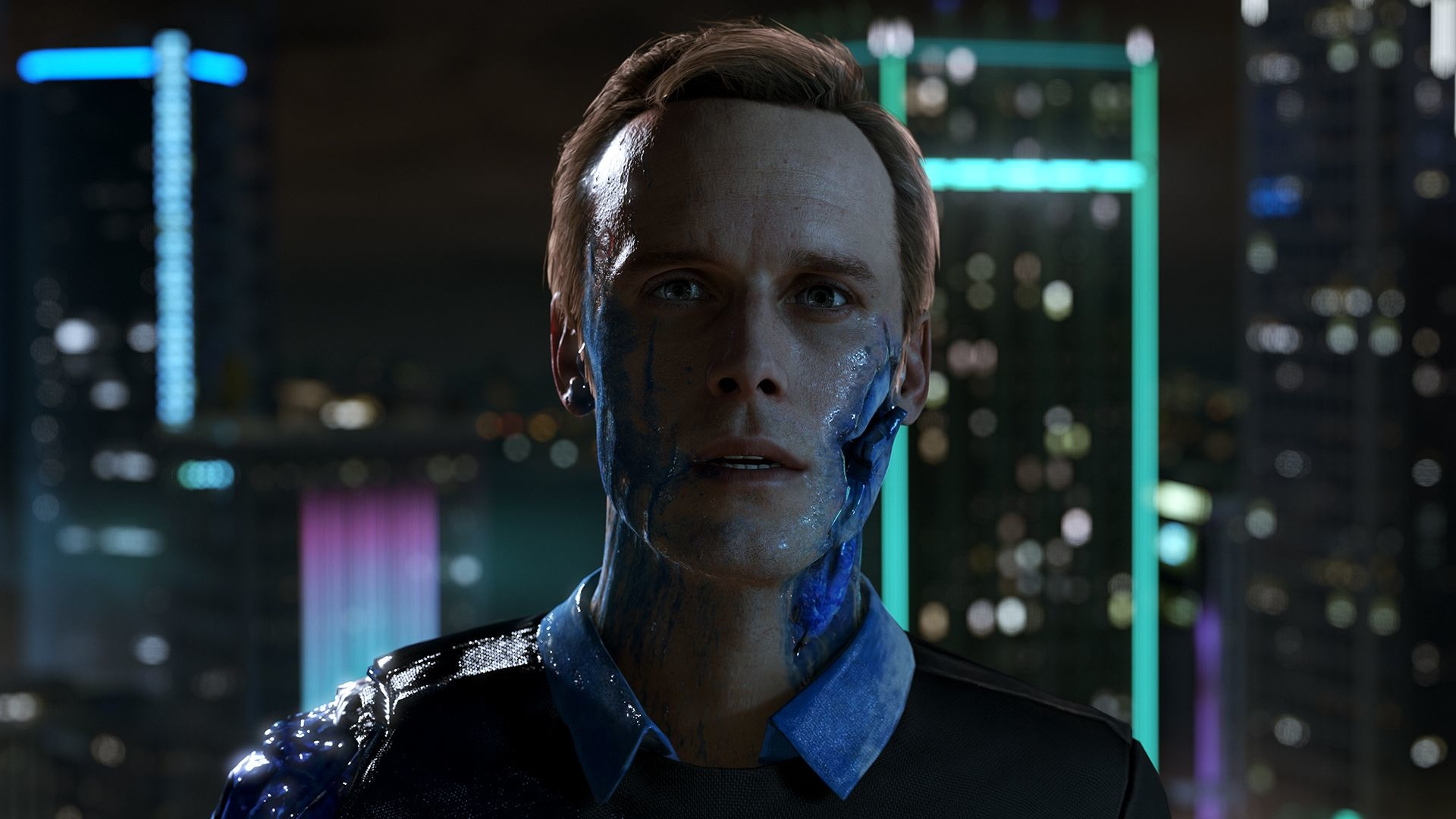 Detroit: Become Human - The Hostage