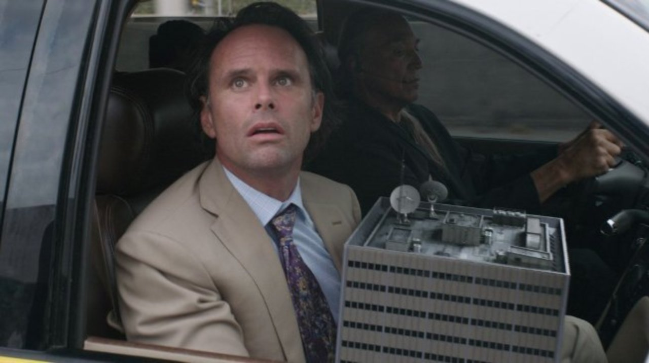 Ant-Man ve Wasp - Sonny Burch