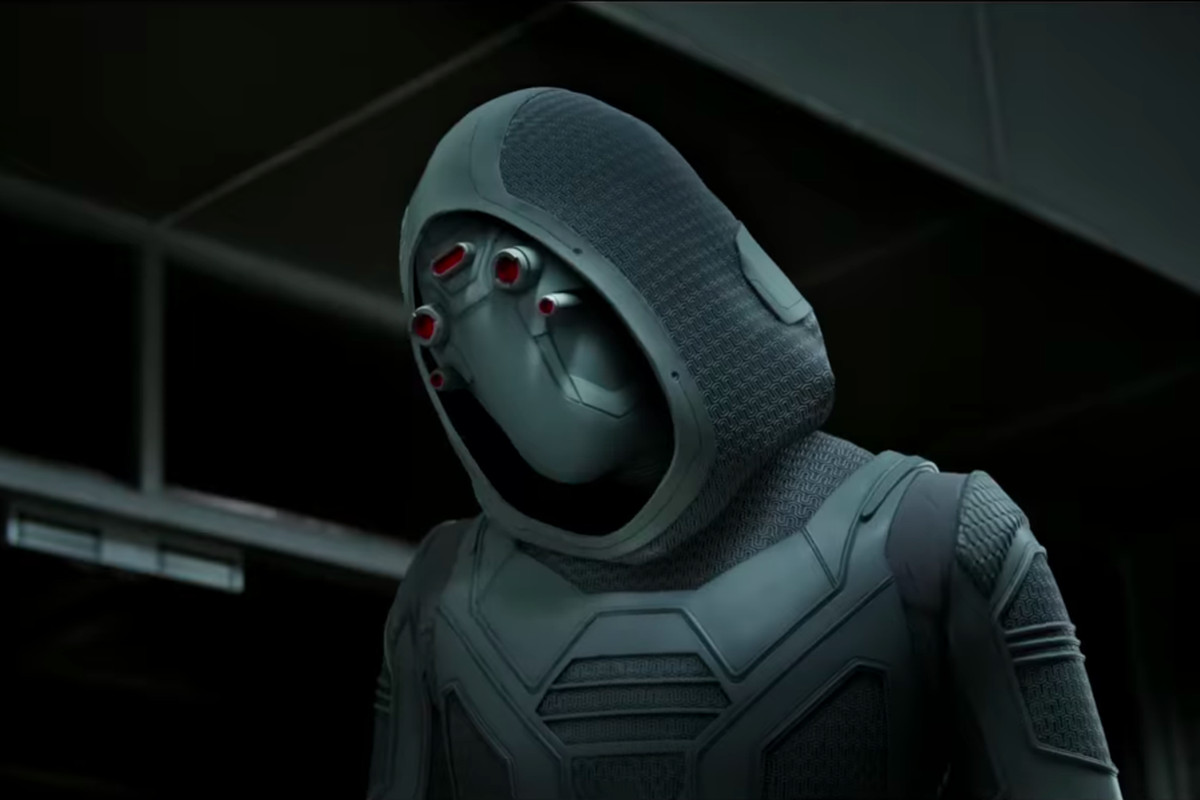 Ant-Man ve Wasp - Ghost