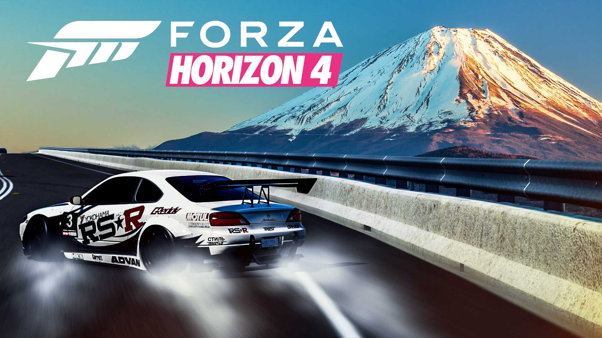Forza Horizon 4 Winter