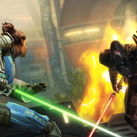 Star Wars: The Old Republic Steam'e Geldi!