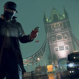 Aiden Pearce Watch Dogs'a Geri Dönüyor!