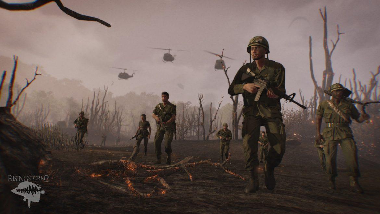Rising Storm 2: Vietnam Oyunu Ücretsiz Oldu!